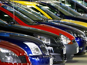 RFID for second-hand cars market