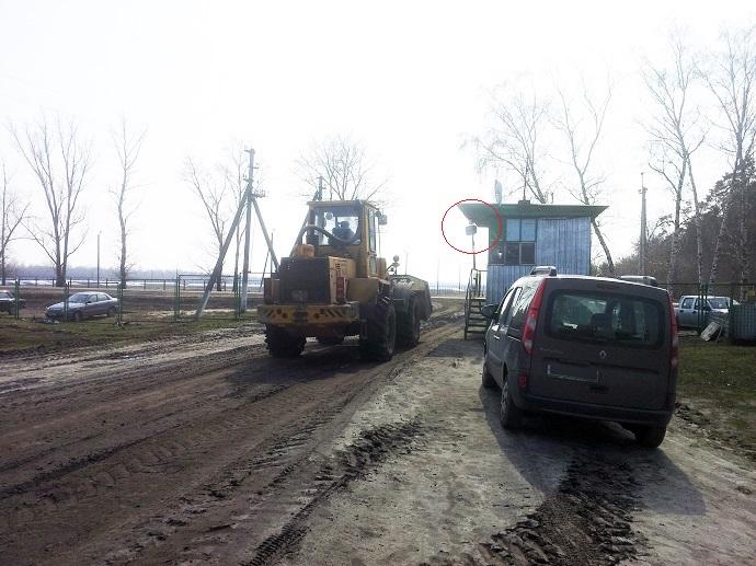 RFID оборудование для идентификации тракторов