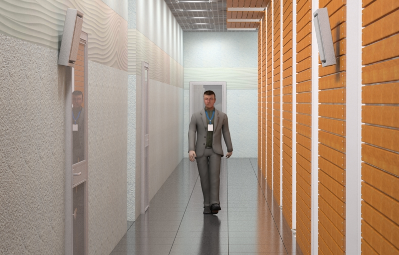 RFID for employees identification