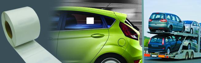 RFID-наклейка на стекло автомобиля