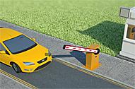 Системы контроля проезда для автомобилей, паркинг